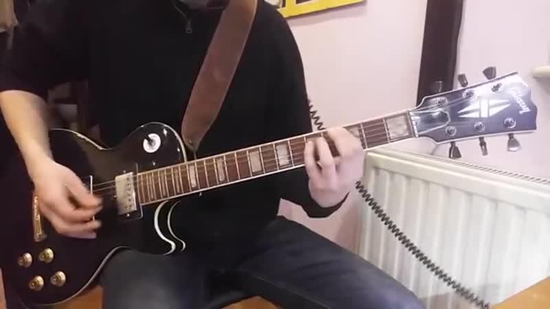Clödie 7 dni Clodie Cover guitar