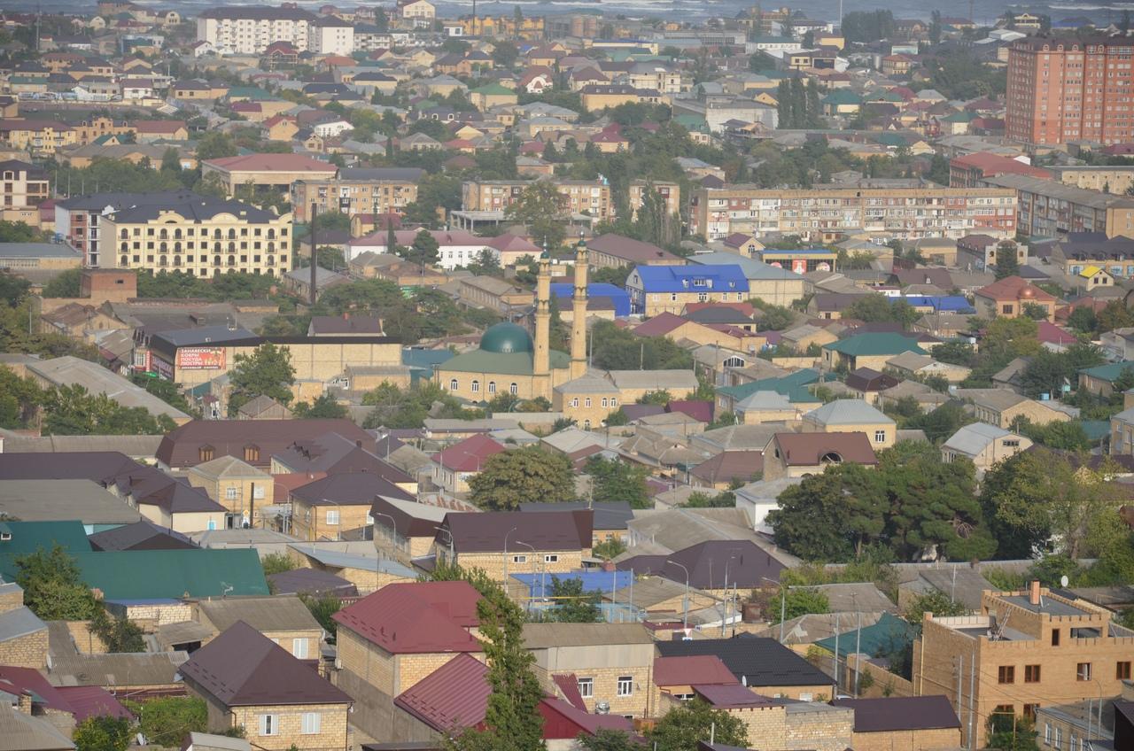 TygvPhWDT1g Дербент - самый древний город России.