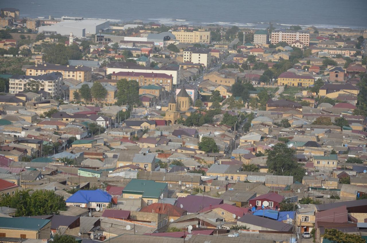 oJk4jCuqVu4 Дербент - самый древний город России.