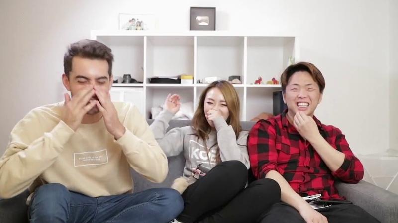 Как будет по корейски Су**? Какие звуки издают Корейцы и животные? 러시아/한국동물소리 비교-|минкюнха|경하