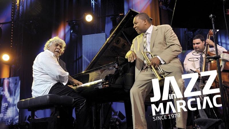 Wynton Marsalis Monty Alexander @Jazz_in_Marciac 2011