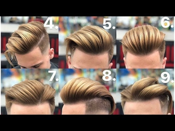 Top 10 New Hairstyles for Mens 20182019 ! Mens Haircuts Trend!