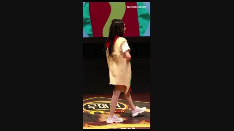 [4K] 181202 버스터즈(BUSTERS) 형서 세로직캠 - 소년점프 @대원 콘텐츠 라이브