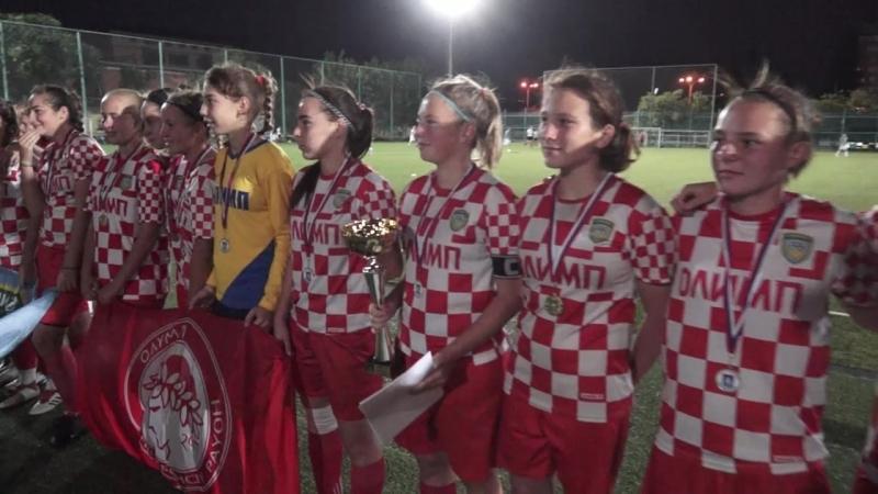 Награждение победителей и призеров ЮФО СКВО