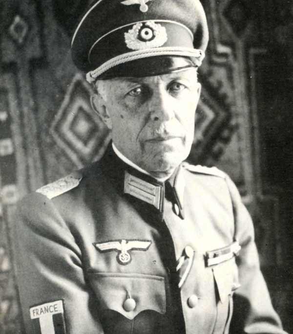 Полковник Лабонн