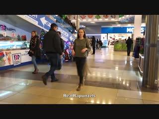 Realrapunzels - shopping mall rapunzel (preview). 19.і.2019.