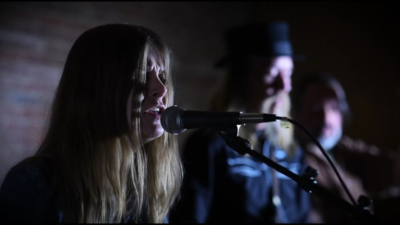 Sarah Shook the Disarmers - The Bottle Never Lets Me Down - official music video