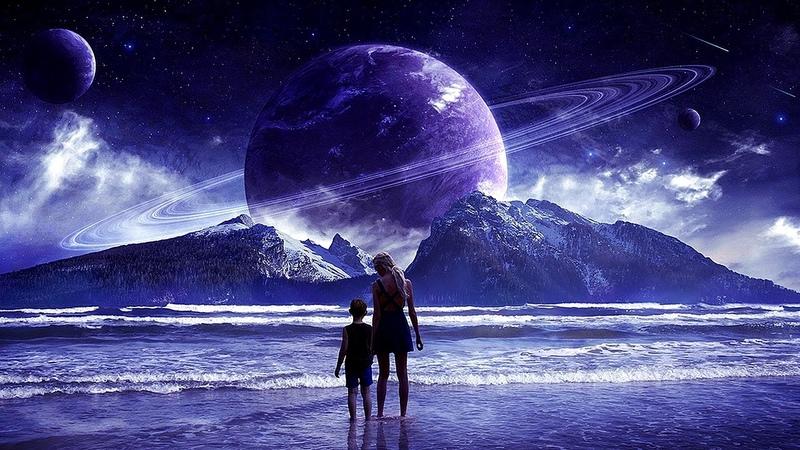 CEPHEI GRAVITATION Space epic music Cosmos ЦЕФЕЙ Гравитация