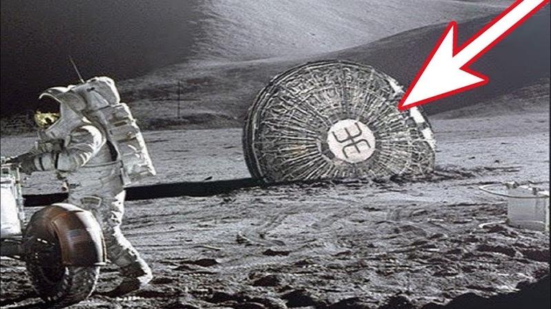Настоящие снимки Луны запрещенные к показу выложили в сеть происходящее там вызвало панику у ученых