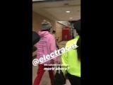 01.10.2018 • Джаред в аэропорту Сантьяго, Чили