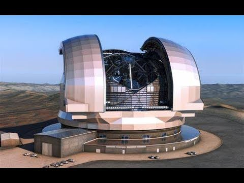 BUILDING The World's Largest TELESCOPE Space DOCUMENTARY