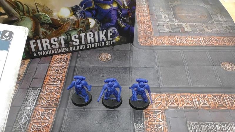 Primaris Reivers - First Strike - Review (WH40K)
