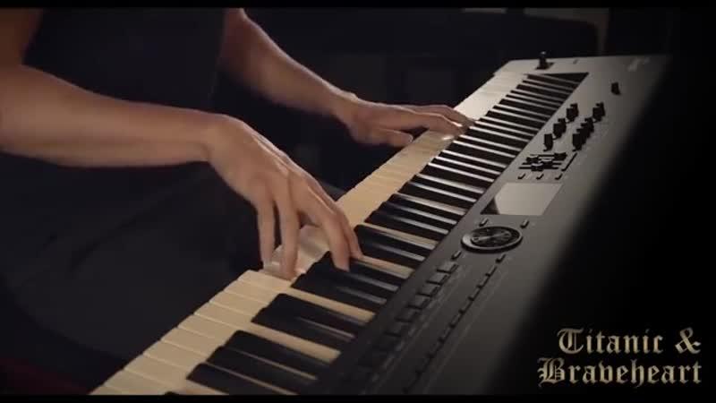 Braveheart Titanic_Piano