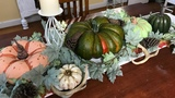 Pumpkin Palooza Table-scape! #Fall #Pumpkins, #table-scape