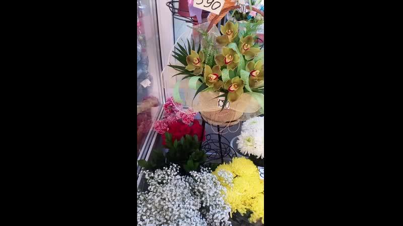 Цветы и букеты от студии флористики «Арт-букет» в Магнитогорске