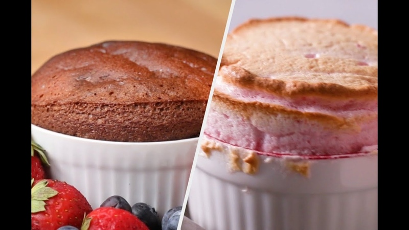 5 Delicious Soufflé Recipes