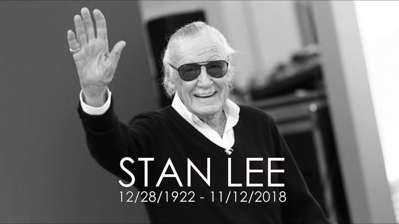 R.I.P Stan Lee : You will be a Legend