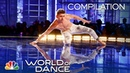 Michael Dameski: All Performances - World of Dance 2018 (Compilation)