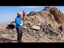 на перевале Титова 3600м
