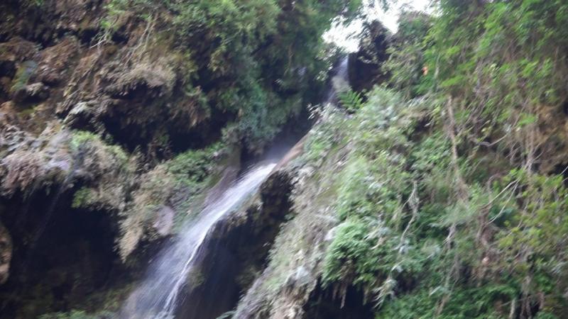 Водопад возле Ришикеша