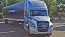 Freightliner eCascadia 2021 Electric Semi Truck