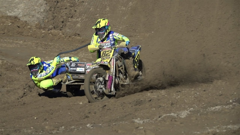 3x World Sidecar Champions | Raw Lap at Glen Helen Raceway