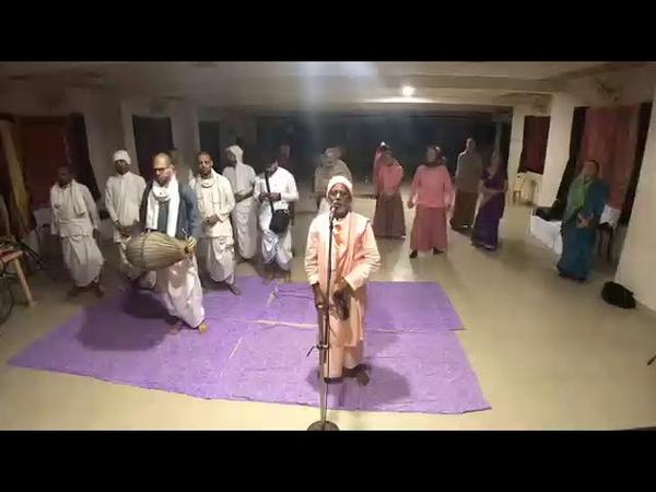 Шри Гурваштака и Шри Прабхупада-падма-става, Бхудж, 06.12.2018