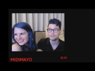 Брайан Декарт (Connor) и Амелия Роуз Блэр (Tracy) говорят по русски ( Брайан поет на русском)