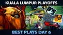 KUALA LUMPUR MAJOR - Best Plays of Day 6 Playoffs - Dota 2