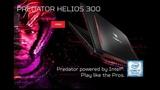 Обзор ноутбука Acer Predator Helios 300