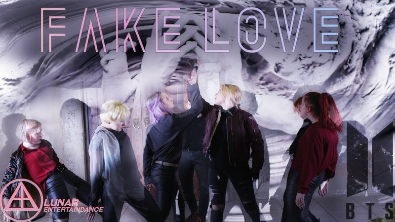 BTS (방탄소년단) 'FAKE LOVE' (cover by students LED)