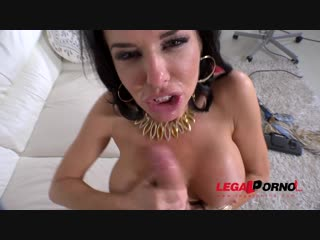 Busty Milf Veronica Avluv fucked balls deep until she squirts all over GP321 (21.11.2018)