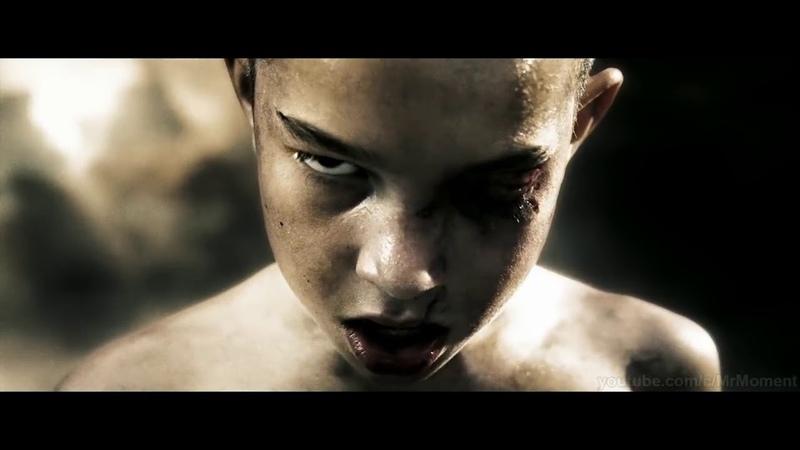 Воспитание Леонида по системе агогэ Леонид против волка 300 спартанцев