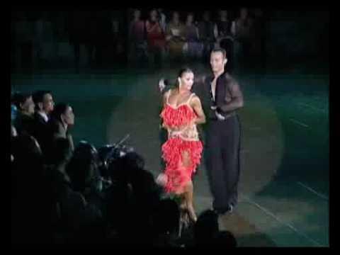 Школа спортивных бальных танцев Киев Самба Samba