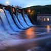 Айские притесы и гидроэлектростанция Пороги