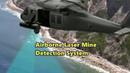 Modern Aerospace Navy Airborne Laser Mine Detection System