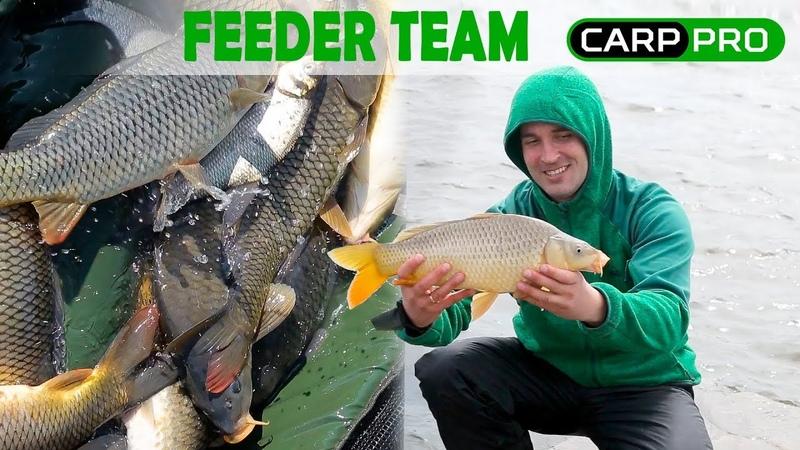 Секреты рыбалки на карпа Флэт фидер против штекера Мастер класс от Carp Pro