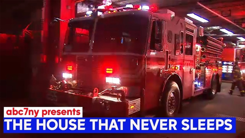 The house that never sleeps 24 hours with the FDNY