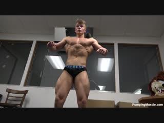 Teen bodybuilder tommy t photo shoot 1 trailer