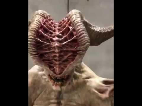 Невероятно реалистичный косплей демона