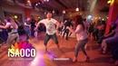 Ilya Kronberg and Svetlana Levchenko Salsa Dancing in Respublica Vosmera, Monday 30.04.2018 (SC)