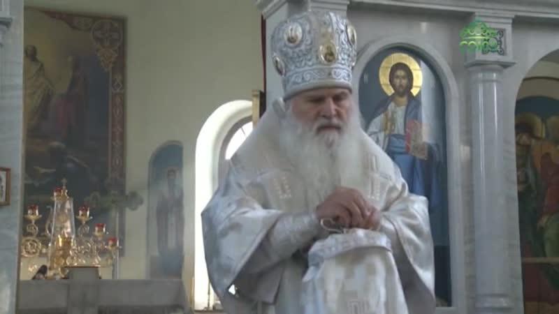 Глава Среднеазиатского митрополичьего округа посетил Чирчик