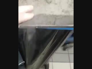 Воздушный фильтр как новый