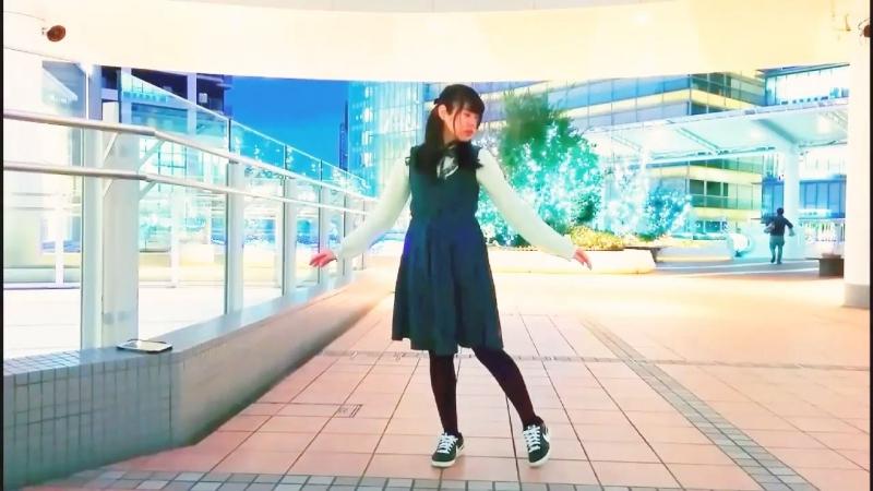 【ひな】never ender【踊ってみた】 sm33753061