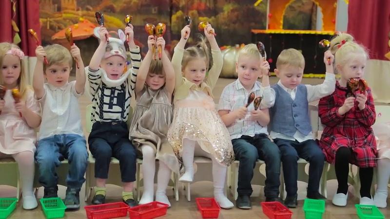 Праздник осени в детском саду 🍂🍁 Видеооператор в детский сад СПб 🎬