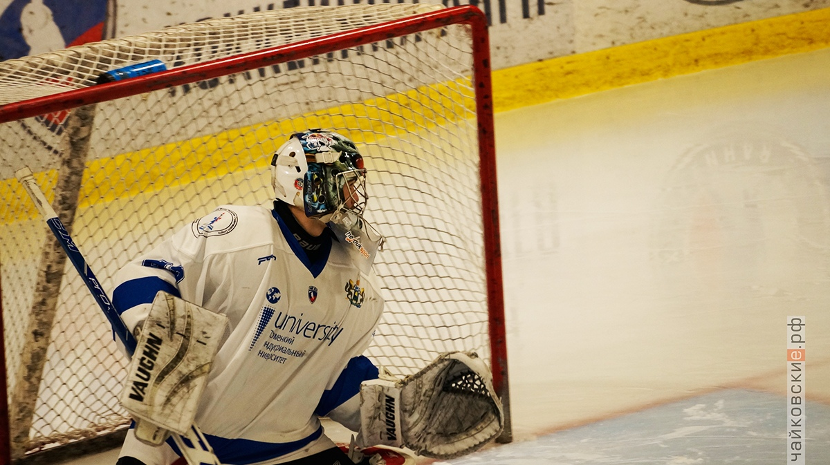 студенческая хоккейная лига, чайковский район, 2019 год