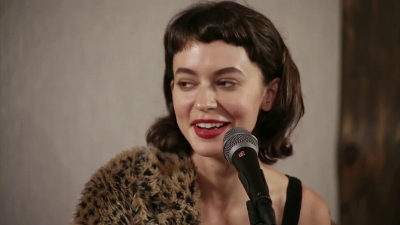 Meg Myers at Paste Studio NYC live from The Manhattan Center