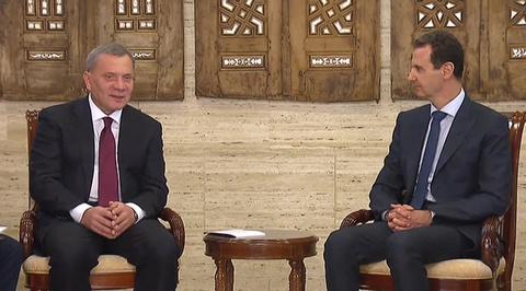 Вести.Ru: Нефтегазовые соглашения, бизнес и новые перспективы: делегация РФ посетила Сирию