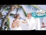 Maria and Nikita - wedding ceremony on the private beach Cabesa de Toro, Punta Cana
