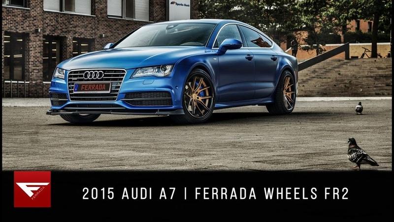 2015 Audi A7 | Ferrada Wheels FR2